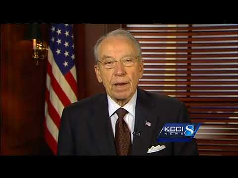 Grassley fights for common ground with EPA on biofuels