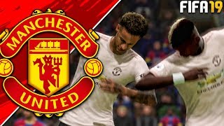 FIFA 19: Manchester United Career Mode - EP12 | TITLE WINNING 6 POINTER