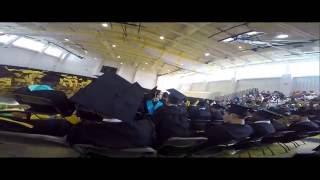 Abraham Lincoln High School Graduation of 2K15