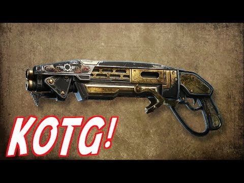 KING OF THE GNASHER RETURNS! (Gears of War 4) Progressive Rage on Checkout!