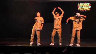 DANCE ATTACK!! FINAL 中学生の部【PROFECTION】 Resimi