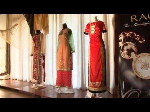 Ao Dai - Saree Fashion Show in Ho Chi Minh City