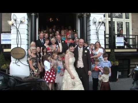 Fiona & Lee's wedding
