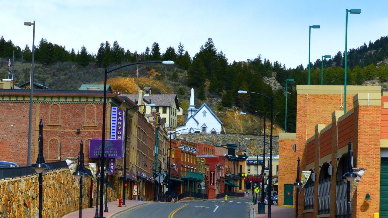 Black Hawk Colorado Walking Tour