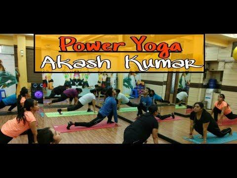 Yoga | Akash Kumar | fitness trainer | fit & fab studio