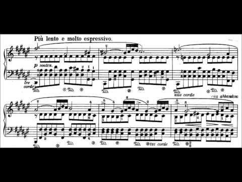 Фредерик Шопен - Prelude 13 In F Sharp Major