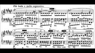 Chopin: Prelude Op.28 No.13 in F-sharp Major, Lento (Pogorelich)