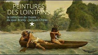 Peintures des lointains | Exposition au musée du quai Branly - Jacques Chirac