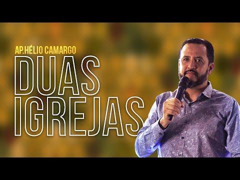 IPACRI OFICIAL - As duas igrejas | #TBT | Hélio Camargo