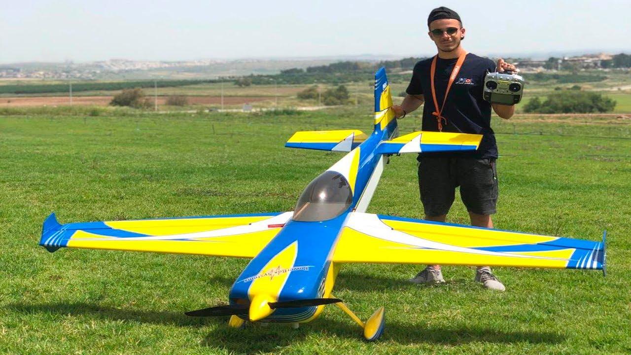 Pilot-RC: Laser 88