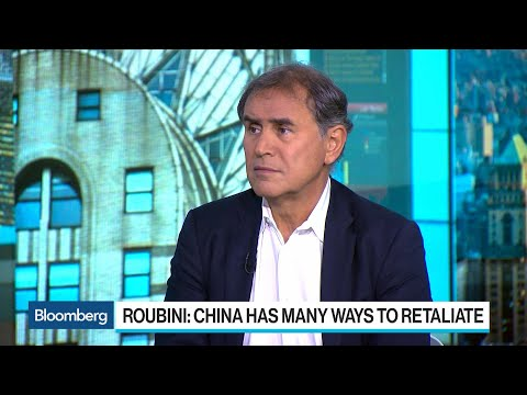 Roubini Sees Many Ways China Can Retaliate To U.S. Tariffs