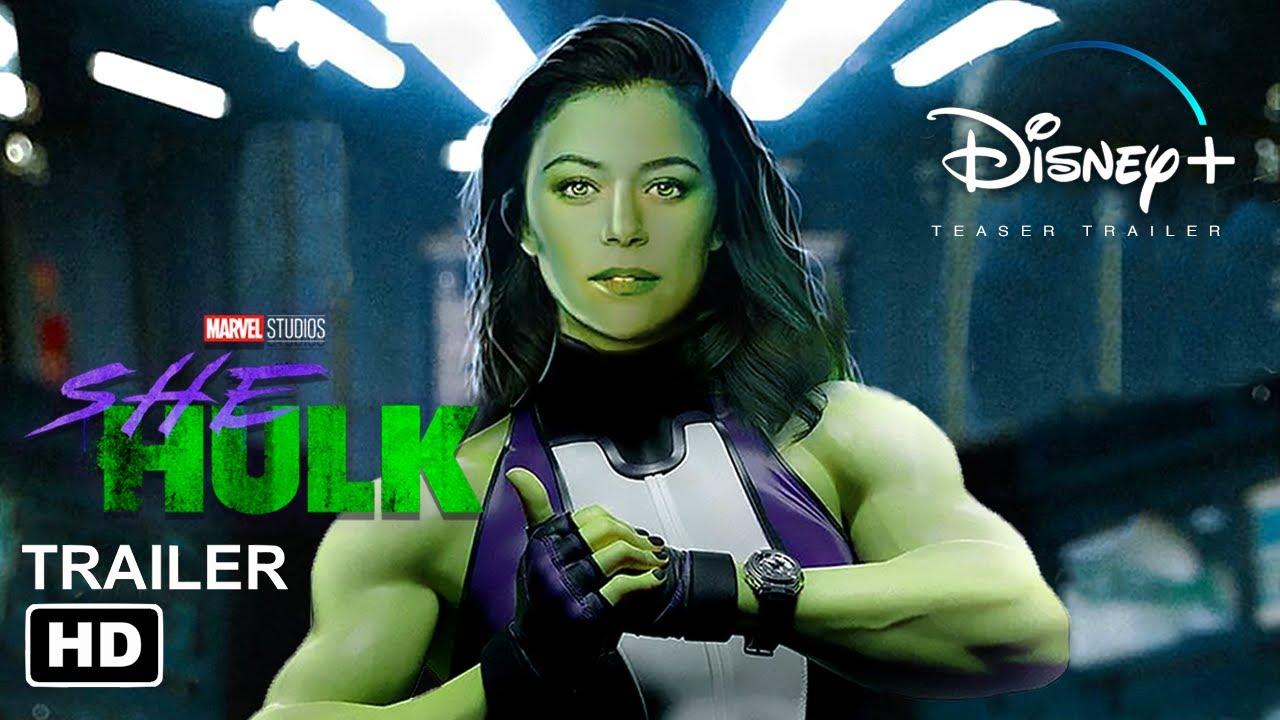Download SHE-HULK Trailer #1 HD | Disney+ Teaser Concept | Tatiana Maslany