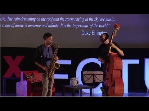 Jazz | André Murraças & João Novais | TEDxFCTUNL