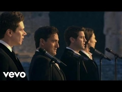Il Divo - Amazing Grace (Live Video)