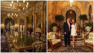 When cereal heiress marjorie merriweather post built the 17 acre estate mar-a-lago in palm beach, florida 1924, she envisioned property as a future re...