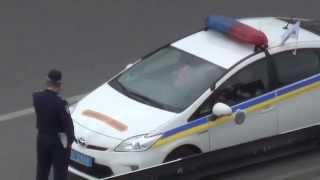 ГАИ Украина 2014 взятка №1 21 04 2014