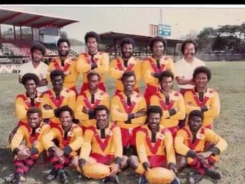 Papua New Guinea Rugby League Heroes