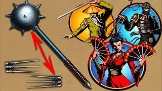 Shadow Fight 2 НЕВЫПОЛНИМЫЕ ЗАДАНИЯ ИСПЫТАНИЯ #7, РЫСЬ ВДОВА ОТШЕЛЬНИК Challenge
