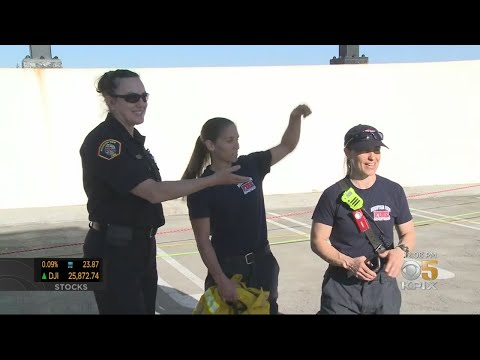 Mountain View All-Female Fire Crew Makes History; Inspires Girls Fire Camp