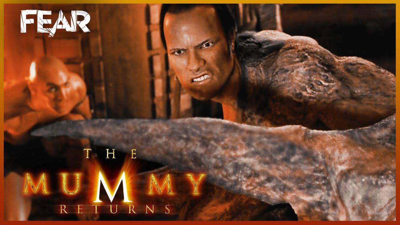 Download The Scorpion King  VS The Mummy | The Mummy Returns