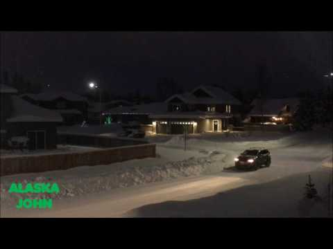 ALASKA STREET VIEW - Anchorage - January 23rd 2017