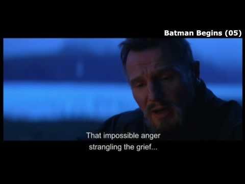 "Batman Begins (clip2-1)  ""My Great Love"""