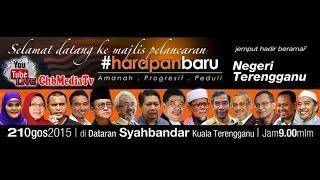 Majlis Pelancaran Harapan Baru Negeri Terengganu