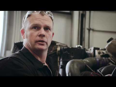 Muscle car fixer-upper, Automotive Technician