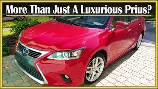 2015 Lexus CT200h Review | A Luxurious Prius? | Drive And Be Driven: Full Detailed Car Review