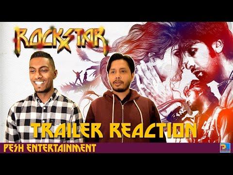 Rockstar Trailer Reaction & Review   Ranbir Kapoor   PESH Entertainment