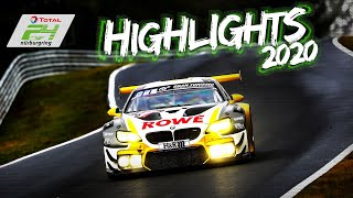Full Race Highlights | 24h Race Nürburgring 2020