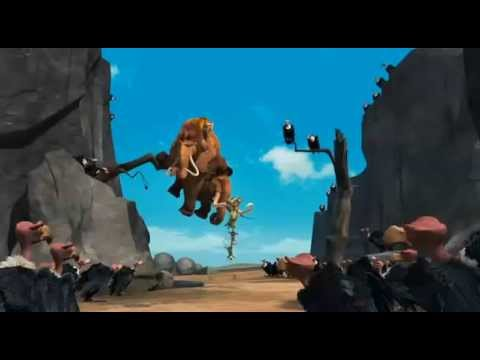 Ice Age 2 The Meltdown Glorious Food Youtube