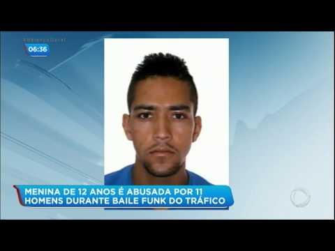 Menina de 12 anos é estuprada por 11 homens durante baile funk em Itaguaí (RJ)