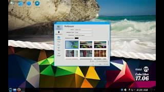 Maui Cuba Libre 17 06 Linux Дистрибутив Обзор операционной системы