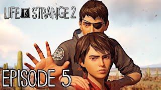 Life Is Strange 2 - Episode 5 Wolves Gameplay Walkthrough - Lis2 Episode 5