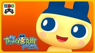 My Tamagotchi Forever * Тамагочи игра для детей от Bandai Namco * Играй, ухаживай и дружи