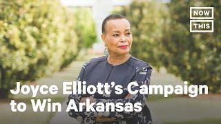 Joyce Elliott Could Be Arkansas' First Black Member of Congress | NowThis
