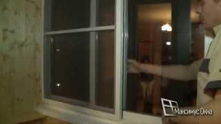 Максимус окна - маленький балкон, вагонка, отзыв заказчика(, 2013-10-15T05:07:00.000Z)