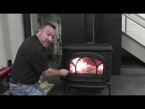 How To Light A Fire In A Jotul Wood Stove