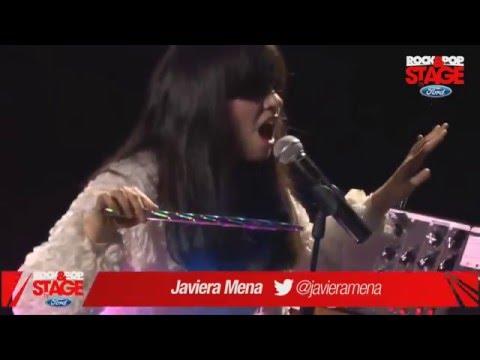 Javiera Mena - Hasta la verdad en vivo RPstage