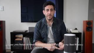 Libratone Zipp Review – Best Wireless Speakers Reviews