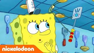 SpongeBob Schwammkopf | Brutzelmeister | Nickelodeon Deutschland
