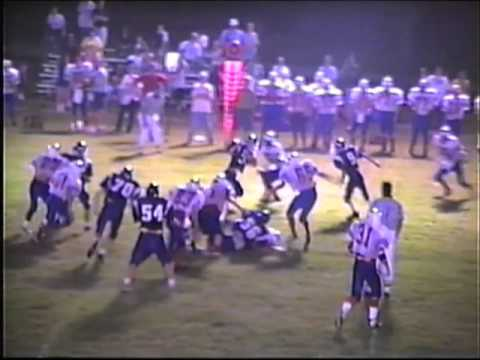 Peoria Heights High School vs South Fulton Rebels 1998