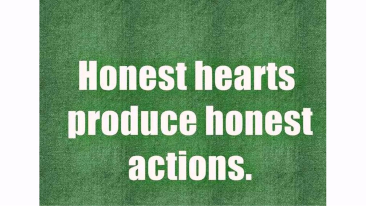 Honesty Quotes Extraordinary Honesty Quotes  Youtube