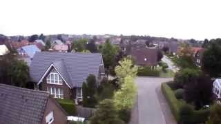 AR. Drone 2.0 - Germany Lower Saxony ''Ostfriesland/Wiesmoor'' by B.R.