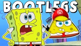 Hilarious Spongebob BOOTLEG Games!