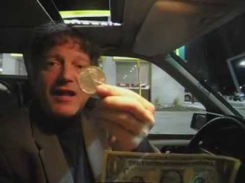 McDonalds Silver Dollar Experiment