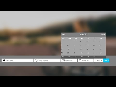 Jquery Datepicker | Disable Previous Dates Using Jquery & Jquery UI