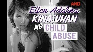 Ellen Adarna, kinasuhan ng child abuse
