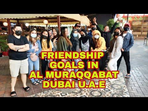 AL MURAQQABAT DUBAI UAE/FRIENDSHIP GOALS
